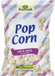 Popcorn süß und salzig