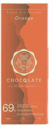 Schokolade Orange Zartbitter 69%