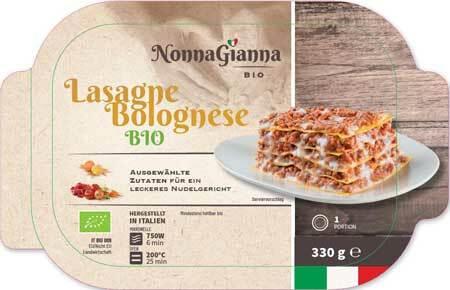 Lasagne Bolognese (TK)