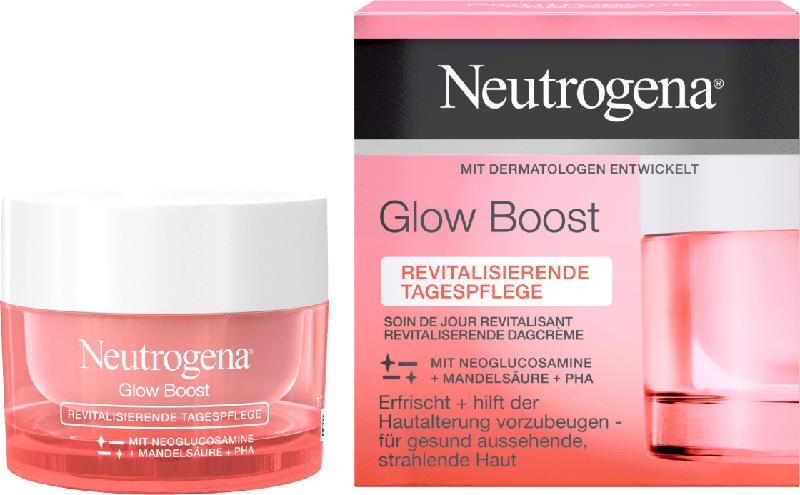 Neutrogena Tagespflege Glow Boost Revitalisierend