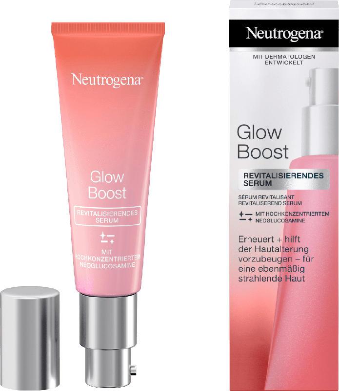Neutrogena Serum Glow Boost Revitalisierend