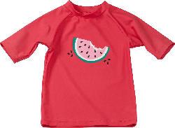 PUSBLU Kinder UV-Shirt, Gr. 104, rot