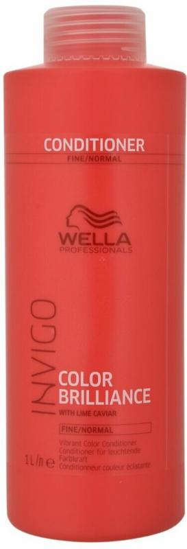 Wella Invigo Conditioner Color Brilliance feines/normales Haar 1000 ml -