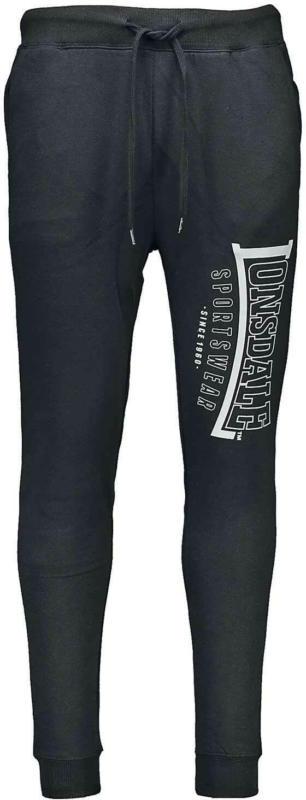 Lonsdale Herren-Jogginghose Logo -