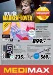 MEDIMAX MEDIMAX Deals für Marken-Lover - bis 20.02.2021