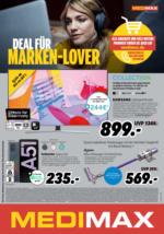 MEDIMAX Deals für Marken-Lover