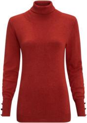 Damen Rollkragenpullover im Basic-Look (Nur online)