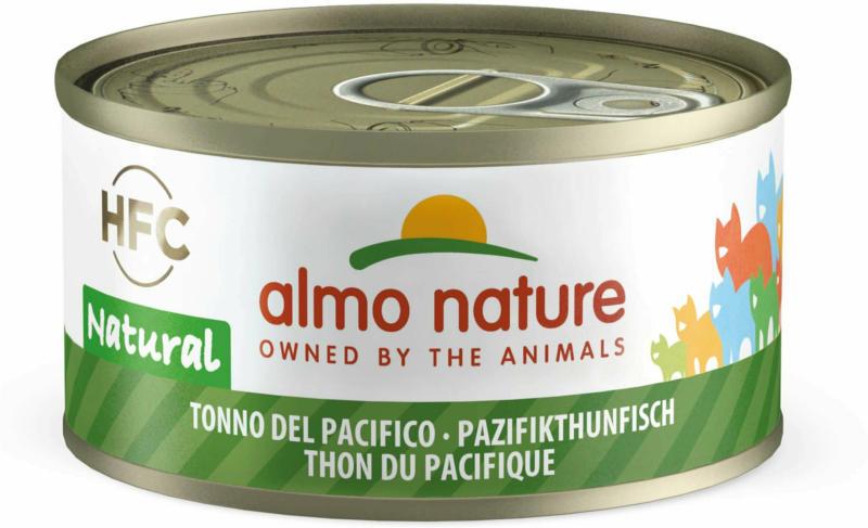 Almo Nature Chat Thon du Pacifique 24x70g
