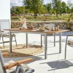 mömax St. Pölten - Ihr Trendmöbelhaus in Sankt Pölten Gartentisch aus Eukalyptusholz massiv