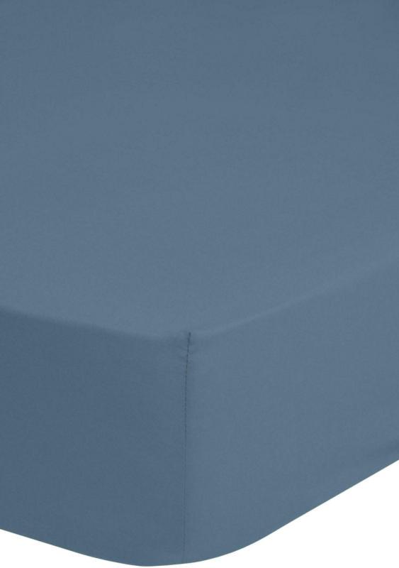 Spannleintuch Satin ca. 180x220cm