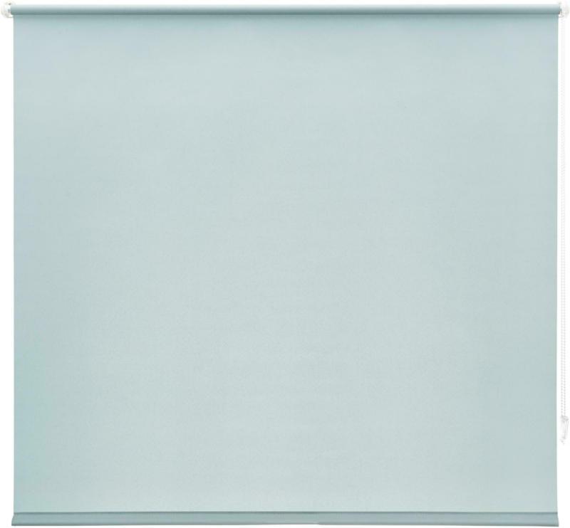 Klemmrollo Daylight in Jade ca. 120x150cm