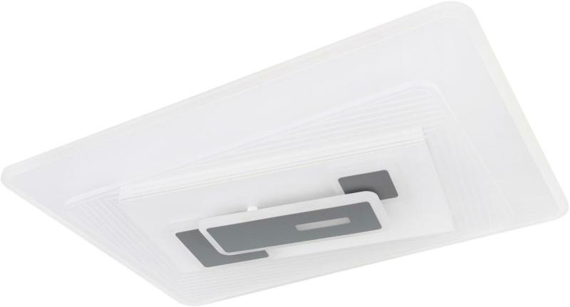 Smart-Deckenleuchte Ula in Weiß Deckenlampe