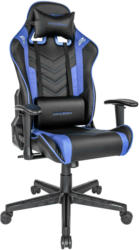Gamingstuhl in Blau/Schwarz