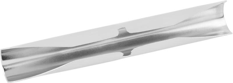 Rohrverbinder Combi aus Stahl in Silber