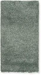 Hochflorteppich Simon in Grün ca. 160x230cm