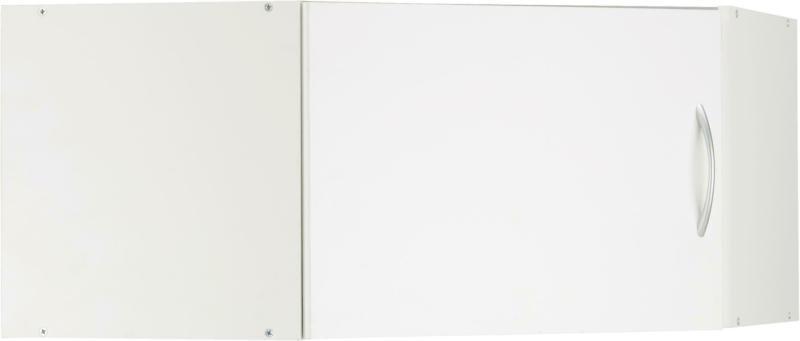 Aufsatzschrank in Weiß