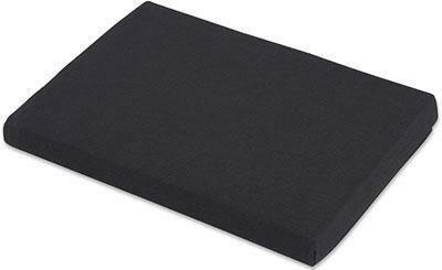 Spannbetttuch Basic in Schwarz ca. 150x200cm