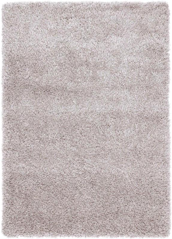Hochflorteppich Lambada in Rosa ca.120x170cm