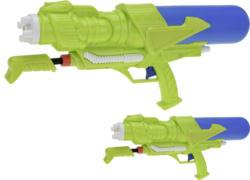 Wasserpistole Splash aus Kunststoff