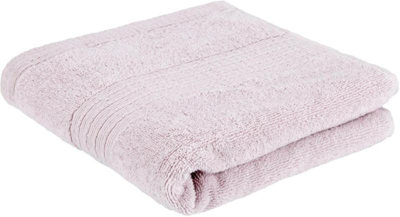 Handtuch Vivien in Rosa ca.50x100cm