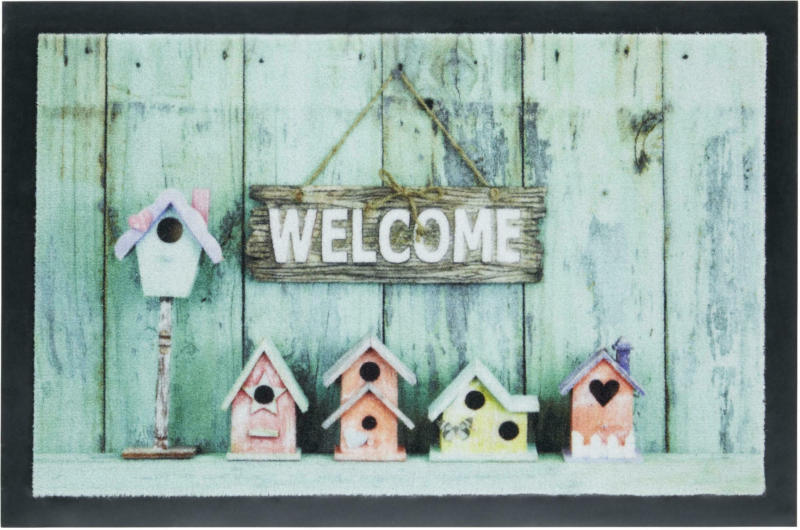 Fußmatte Welcome Home ca. 40x60cm