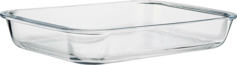 Auflaufform Greta aus Glas, 2,2 Liter