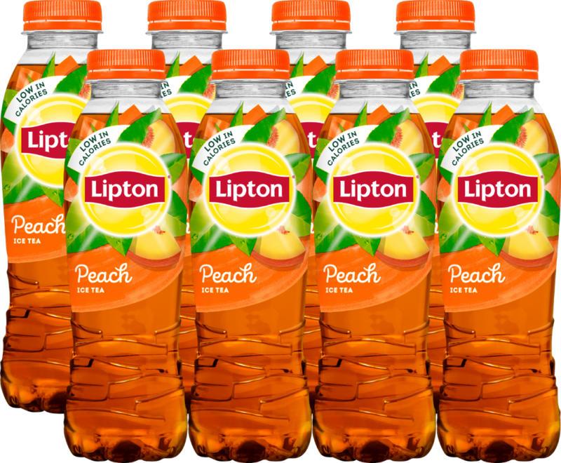 Lipton Ice Tea Peach, 8 x 50 cl