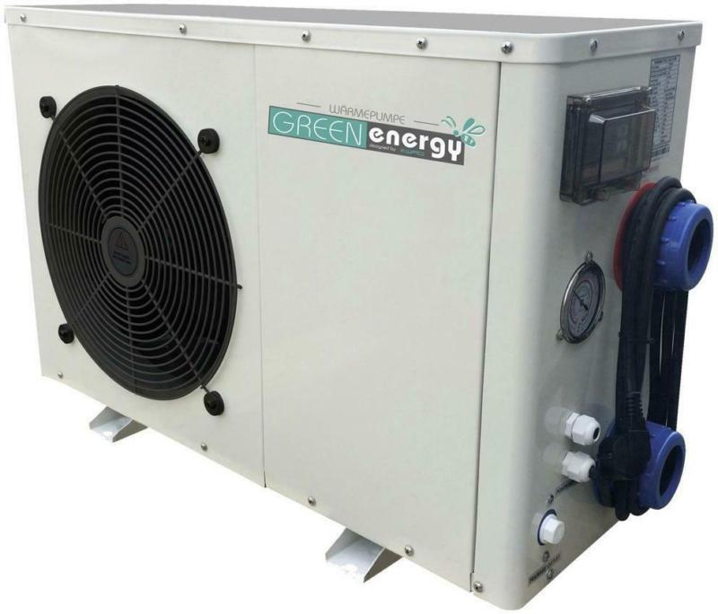Wärmepumpe Green Energy 8