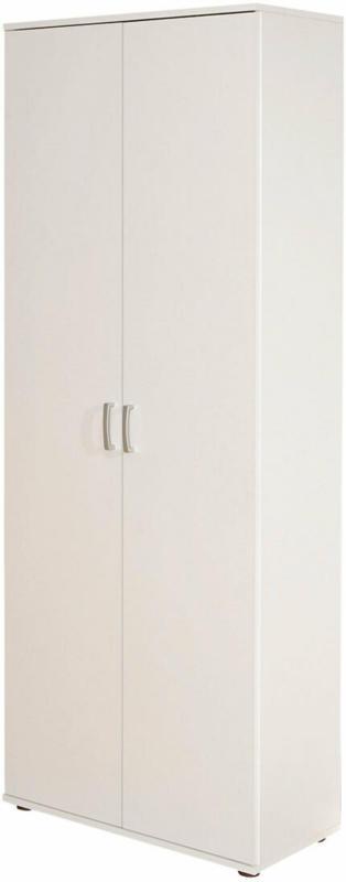 """Mehrzweckschrank """"Arconati"""", 2-türig, weiß, 70x189x34 cm"""