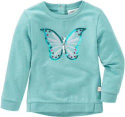 Baby Sweatshirt mit Schmetterlings-Motiv (Nur online)