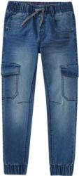 Jungen Pull-on Jeans mit Used-Waschung (Nur online)