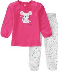 Baby Schlafanzug mit Maus-Print (Nur online)