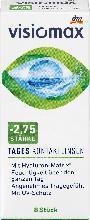 VISIOMAX Tageslinse -2,75