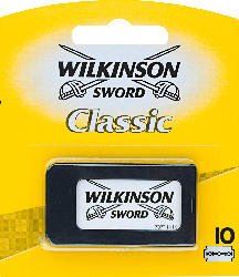 Wilkinson Rasierklingen für Rasierhobel