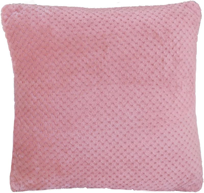 Cuscino decorativo in flanella SPOTS