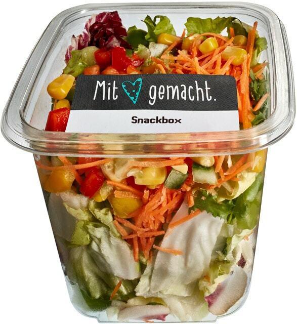 Mit Herz gemacht: Snackbox Käse-Ei, Vegetarisch oder Olive-Weichkäse