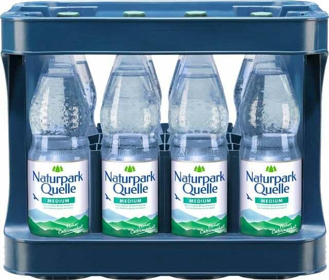 Naturpark Quelle Mineralwasser
