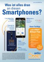 Was ist alles dran an diesen Smartphones?