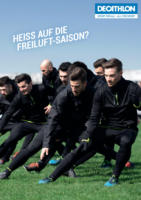 HEISS AUF DIE FREILUFT-SAISON?