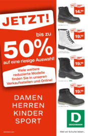 Shoe4you , Filialinfos