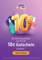 10 € Gutschein, Jetzt sichern!