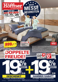 Höffner Filialen Frankfurt Main öffnungszeiten Adressen Marktjagd