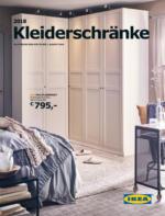 Kleiderschrankbroschüre 2018