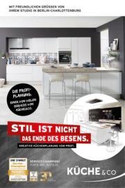 Im aktuellen Küche und Co Katalog blättern