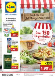 Aktuelle Lidl Prospekte Angebote Der Woche Filialen In Löbnitz