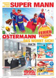 Ostermann Trends Teppiche Best Teppich Flachflor Arabesque Scandic