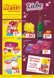 Netto Marken Discount Senftenberg Straße Des Bergmanns 12 Filialinfos
