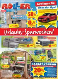 Roller Möbel Prospekt Mit Roller Angeboten Der Woche Marktjagd