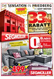 Segmüller Königsbrunn - Aktuelle Angebote im Prospekt - Marktjagd