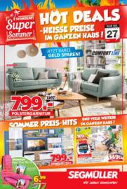 Segmüller Mannheim - Aktuelle Angebote im Prospekt - Marktjagd